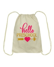 Hello Preschool Drawstring Bag thumbnail