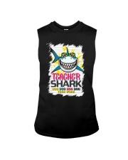 Teacher Shark Do Do Do Do Your Work Sleeveless Tee thumbnail