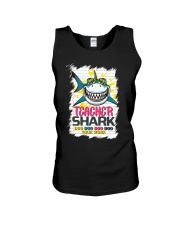 Teacher Shark Do Do Do Do Your Work Unisex Tank thumbnail