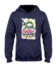 Teacher Shark Do Do Do Do Your Work Hooded Sweatshirt thumbnail