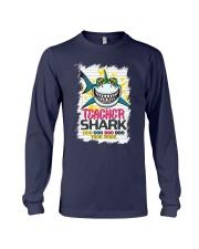 Teacher Shark Do Do Do Do Your Work Long Sleeve Tee thumbnail