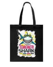 Teacher Shark Do Do Do Do Your Work Tote Bag thumbnail