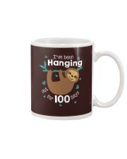 I'VE BEEN HANGING OUT FOR 100 DAYS Mug tile