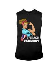 I TEACH VERMONT Sleeveless Tee thumbnail