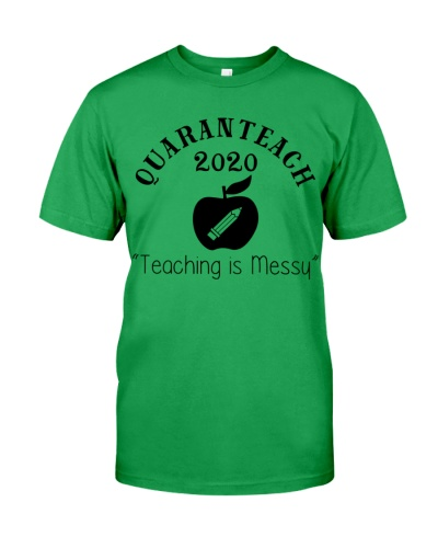 QUARANTEACH 2020 Teaching is messy