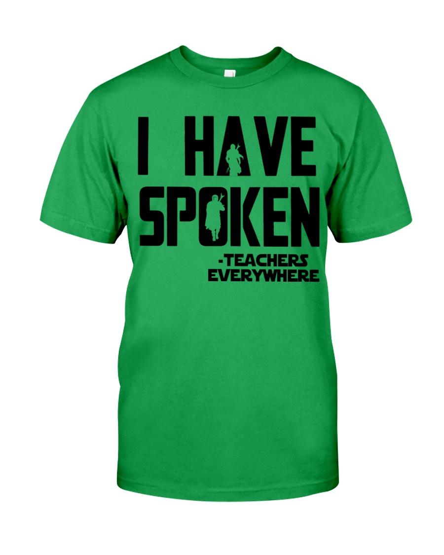 TEACHERS EVERYWHERE Classic T-Shirt