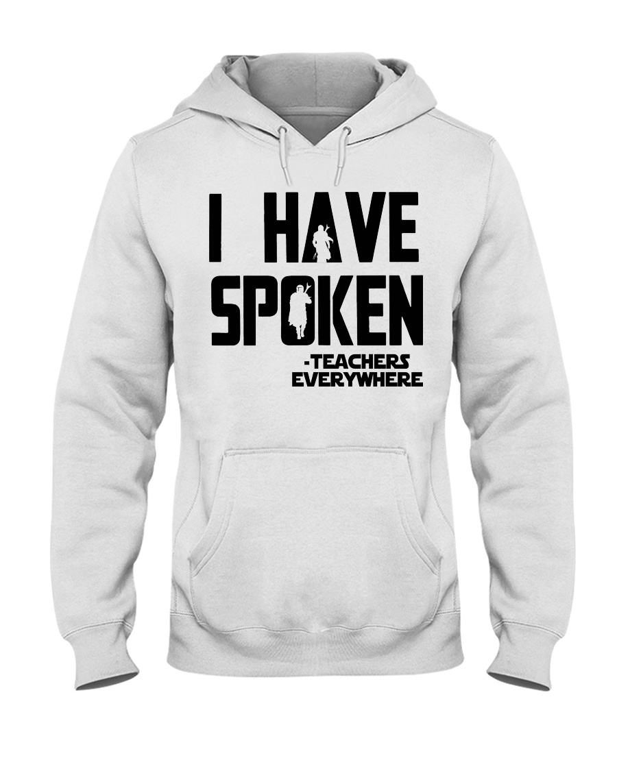 TEACHERS EVERYWHERE Hooded Sweatshirt