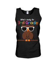 Ready for 3rd grade Unisex Tank thumbnail
