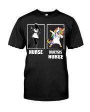 DIALYSIS NURSE Classic T-Shirt tile