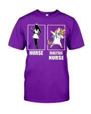 DIALYSIS NURSE Classic T-Shirt front