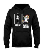 DIALYSIS NURSE Hooded Sweatshirt thumbnail