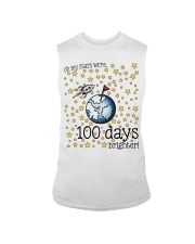 OH MY STARS WE ARE 100 DAYS BRIGHTER Sleeveless Tee thumbnail