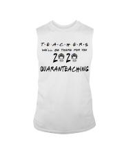 Teachers 2020 QUARANTEACHING Sleeveless Tee thumbnail