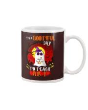 Bootiful day To Teach Art Mug thumbnail