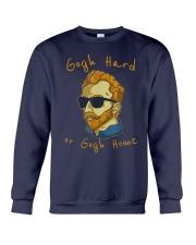 Gogh Hard or Gogh Home Crewneck Sweatshirt thumbnail