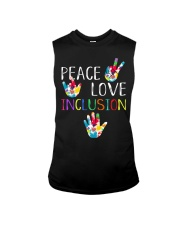 Special Education T-Shirt Sleeveless Tee thumbnail