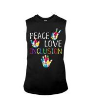 Special Education T-Shirt Sleeveless Tee thumbnail