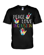 Special Education T-Shirt V-Neck T-Shirt thumbnail