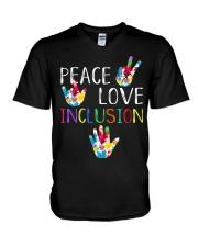 Special Education T-Shirt V-Neck T-Shirt thumbnail