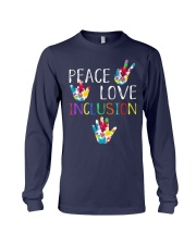 Special Education T-Shirt Long Sleeve Tee thumbnail