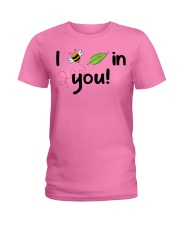 I believe in you Ladies T-Shirt thumbnail