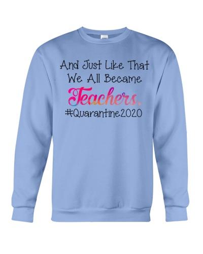 we all became Teachers