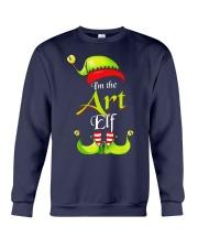 I'M THE ART ELF Crewneck Sweatshirt thumbnail