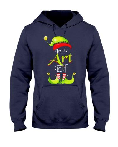 I'M THE ART ELF