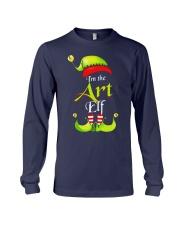 I'M THE ART ELF Long Sleeve Tee thumbnail