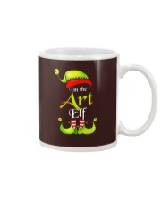 I'M THE ART ELF Mug thumbnail