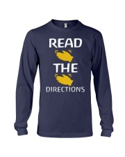 READ THE DIRECTIONS Long Sleeve Tee thumbnail