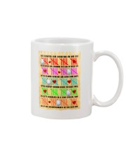 WE STARTED OUR COUNTING ON DAY ONE IN BETWEEN Mug thumbnail