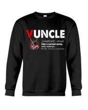 Vuncle Veteran Crewneck Sweatshirt thumbnail