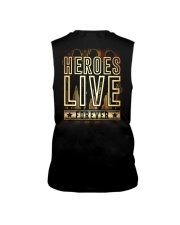 Heroes Live Forever Sleeveless Tee thumbnail