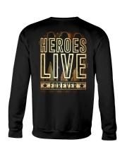 Heroes Live Forever Crewneck Sweatshirt thumbnail