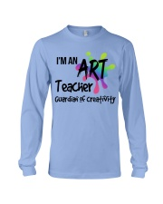 I'm an Art Teacher Long Sleeve Tee thumbnail