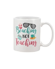 Beaching not Teaching Mug thumbnail