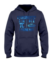 COINCIDENCE I THINK NOT Hooded Sweatshirt thumbnail