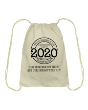 Kindergarten class of 2020 Drawstring Bag tile