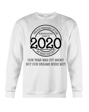 Kindergarten class of 2020 Crewneck Sweatshirt thumbnail