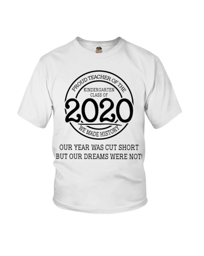 Kindergarten class of 2020