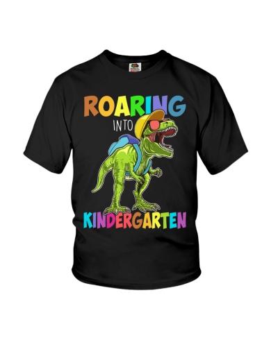 Kindergarten roaring