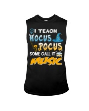 Music Teacher Sleeveless Tee thumbnail
