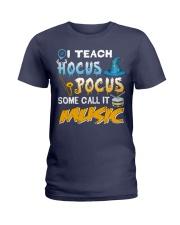Music Teacher Ladies T-Shirt thumbnail
