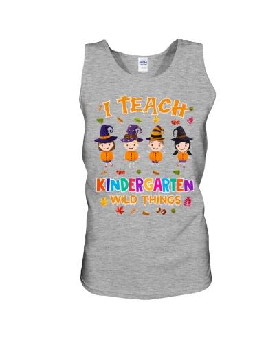 I TEACH KINDERGARTEN WILD THINGS