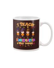 I TEACH KINDERGARTEN WILD THINGS Mug thumbnail