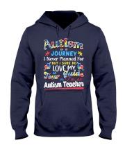 Autism is a Journey Hooded Sweatshirt thumbnail