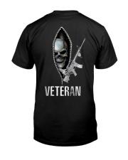 Zip Veteran Classic T-Shirt back