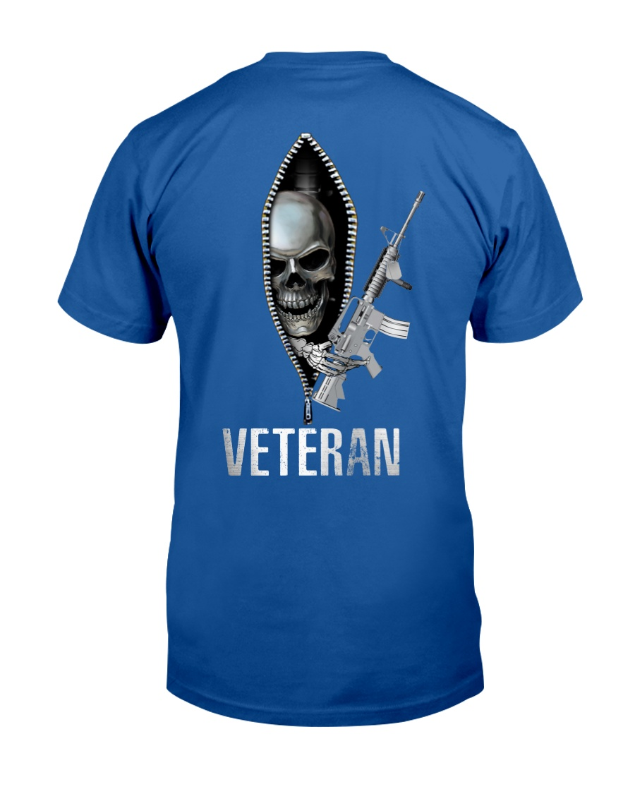 Zip Veteran Classic T-Shirt