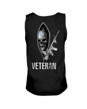 Zip Veteran Unisex Tank thumbnail